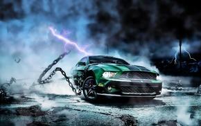 sports car, car