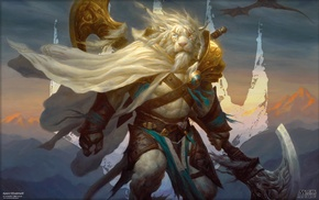 Planeswalkers, Ajani Steadfast, magic, Ajani Goldmane, Magic The Gathering