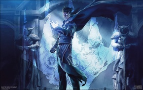 wizard, Planeswalkers, Magic The Gathering, Jace Beleren, magic