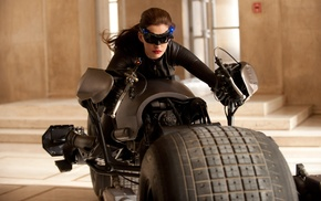 The Dark Knight Rises, Selina Kyle, Anne Hathaway, Catwoman