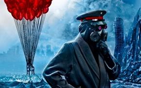 Romantically Apocalyptic, Vitaly S Alexius, balloons