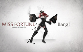 Miss Fortune, League of Legends
