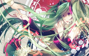 Hatsune Miku, anime girls, Vocaloid, anime