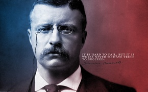 quote, Teddy Roosevelt