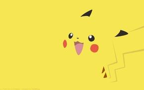 Pikachu, minimalism