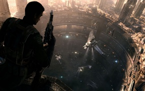 space, Star Wars 1313, Star Wars
