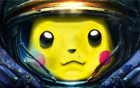Pikachu, Starcraft II
