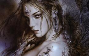 fantasy art, Luis Royo