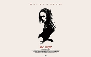 fan art, Brandon Lee, movies, The Crow