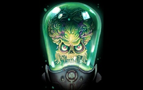fan art, Tim Burton, Mars Attacks