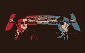 movies, Dan Aykroyd, John Belushi, Blues Brothers