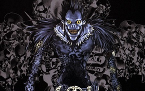 Death Note, fan art, anime