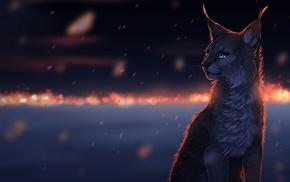 lynx, artwork