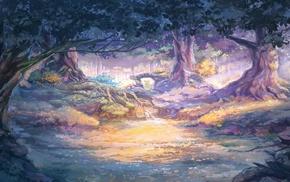 солнечный свет, Everlasting Summer, произведение искусства