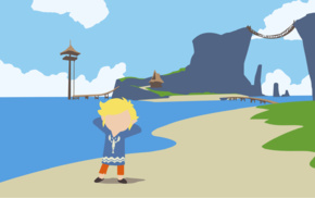 The Legend of Zelda Wind Waker, vector art