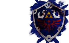 video games, The Legend of Zelda, hylian crest