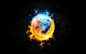 logo, Mozilla Firefox, technology