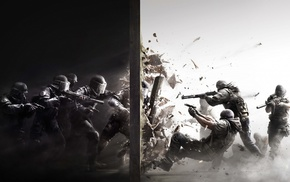 Rainbow Six Siege, Rainbow Six, video games