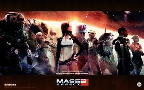 Mass Effect, video games, Bioware