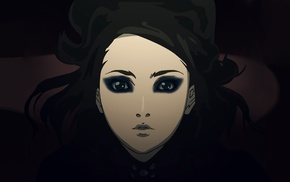 Re, l Mayer, Ergo Proxy, anime, anime girls, anime vectors