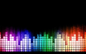 music, DJ, audio spectrum