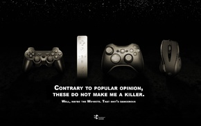 humor, Xbox 360, PlayStation 3, video games, Wii