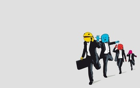 Pacman, humor