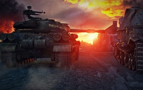World of Tanks, игры, wargaming