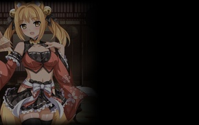 animal ears, Sakura Spirit, anime, Sakurano Maeko, anime girls