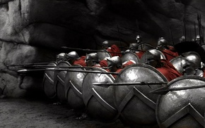 Sparta, Egypt, shelds, selective coloring, 300, Spartans