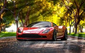 Aston Martin, машина