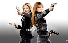 redhead, blonde, Olivia Dunham, Anna Torv, girl, Fringe TV series