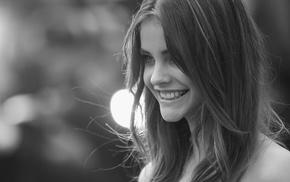 smiling, Barbara Palvin