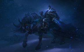 лошадь, World of Warcraft