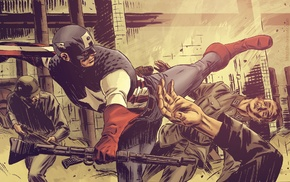 comic books, Captain America