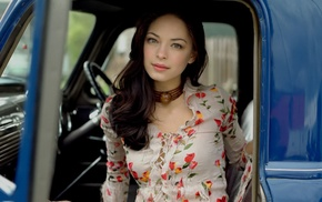 Superman, Kristin Kreuk, girl, girl outdoors, brunette, actress