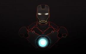 накаленно, супергерой, железный человек