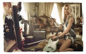 music, guitar