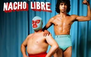 Film posters, Nacho Libre, Hctor Jimnez, Lucha Libre, Jack Black
