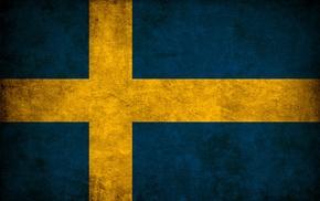 Swedish, Sweden, flag