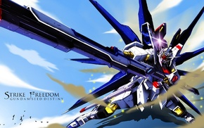 Gundam Seed Destiny . Striker Freedom, ZGMF, X20A Strike Freedom, Mobile Suit Gundam SEED Destiny, Mobile Suit Gundam SE