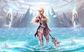 RPG, fantasy art