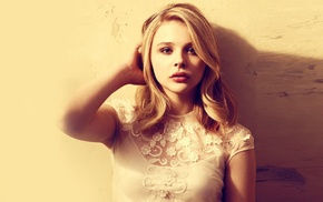 actress, Chlo Grace Moretz, blonde, girl
