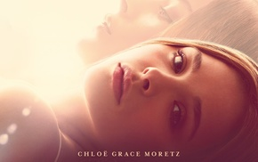 face, photo manipulation, girl, Chlo Grace Moretz