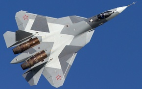 T, 50, aircraft, airplane, Sukhoi T, military
