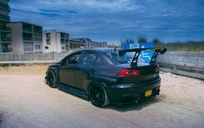 Mitsubishi Lancer Evo X, Mitsubishi Lancer, car, Mitsubishi, Hot Wheels, drift