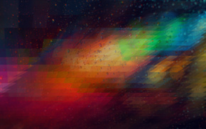 artwork, abstract, digital art, geometry, diamonds, colorful
