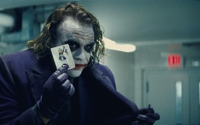 Heath Ledger, movies, Joker, The Dark Knight