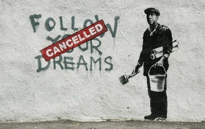 graffiti, Banksy