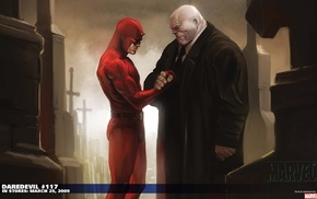Daredevil, comics, Kingpin